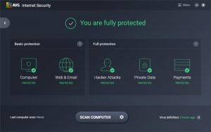 AVG Internet Security 20.8.5684 Crack + Product Key Free Download