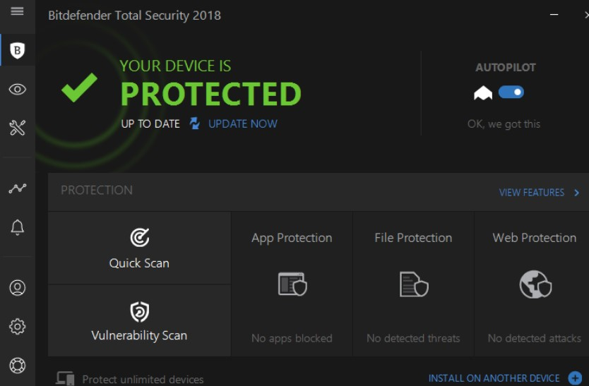 Bitdefender Total Security 2021 Build 26.0.1.21 Crack With Activation Key Free Download