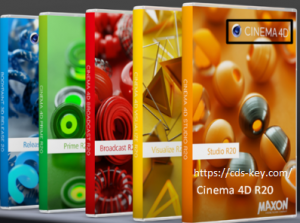 CINEMA 4D R24.111 Crack With Serial Key Free Download