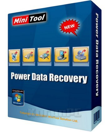 Mini Tool Power Data Recovery 9.0 Crack + Product Key Free Download