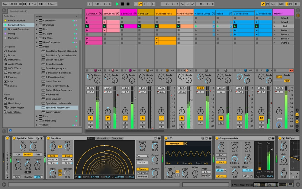Ableton Live 10 Crack + Lucence Keyy Free Dowbload