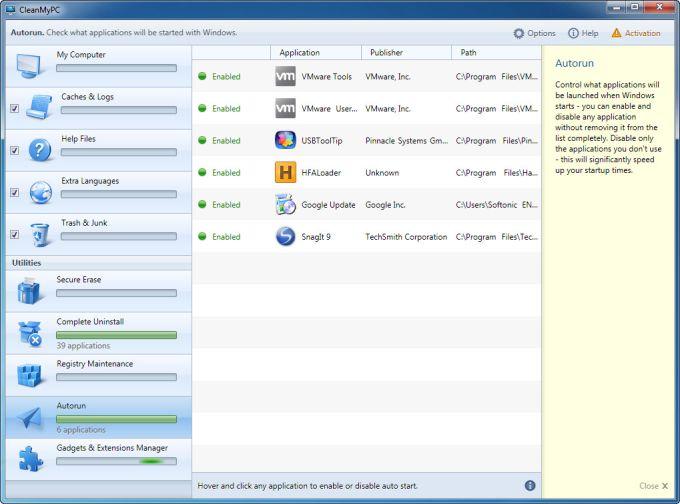CleanMyPC 1.10.6 Crack + Activation Code Free Download (2020)
