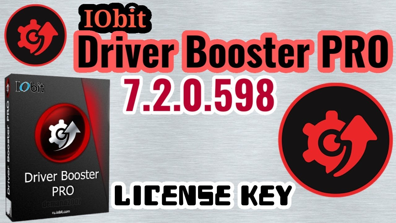 IObit Driver Booster Pro 7.6.0.766 Crack + Licence Key Free Download
