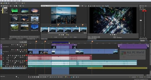 Sony Vegas Pro 18.0 Crack + Licence Key Free Download