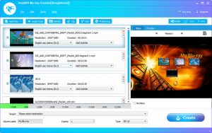 AnyMP4 Blu-ray Creator 1.1.60 Crack With License Keys Full Version Free Download