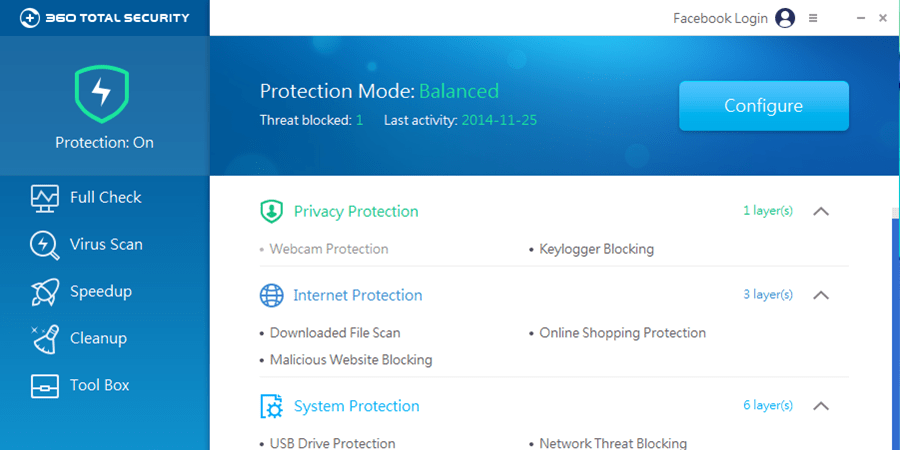 360 Total Security 10.8.0.1021 Crack Premium 2020