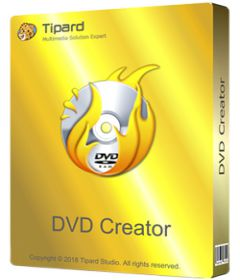 Tipard DVD Creator 5.2.32 Crack With Product Code Full Version Free Download