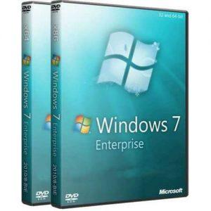 Windows 7 Enterprise Crack With Serial Key Free Download