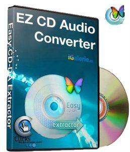 EZ CD Audio Converter 9.1.1.1 Crack+Serial Key Free Download