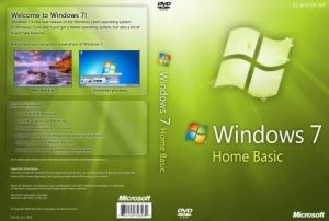 Windows 7 Home Basic Crack With Product Key Generator Free Download