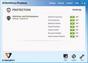 K7 AntiVirus Premium 16 With Serial keys Full Version Free Download