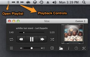 VOX Music Player 3.3.17 With Activation Code Full Version Free Download