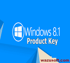 Windows 8.1 Product Key Crack With Activation Key Free Download