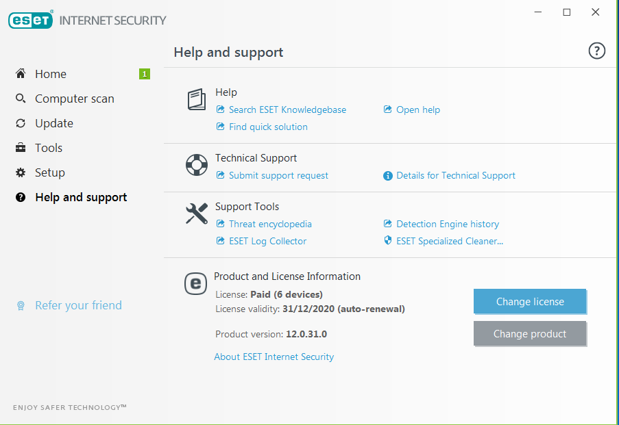 ESET Internet Security 13.1.21.0 Crack 2020 With Serial Key