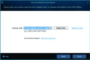 Advanced SystemCare Pro 13.5.0.270 Key Crack 2020 Activation Key