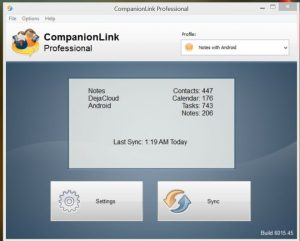 CompanionLink Professional 9.0.22 With Product Code Full Version Free Download