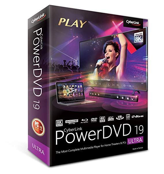 CyberLink PowerDVD 1519 Crack 2020 With Serial Key